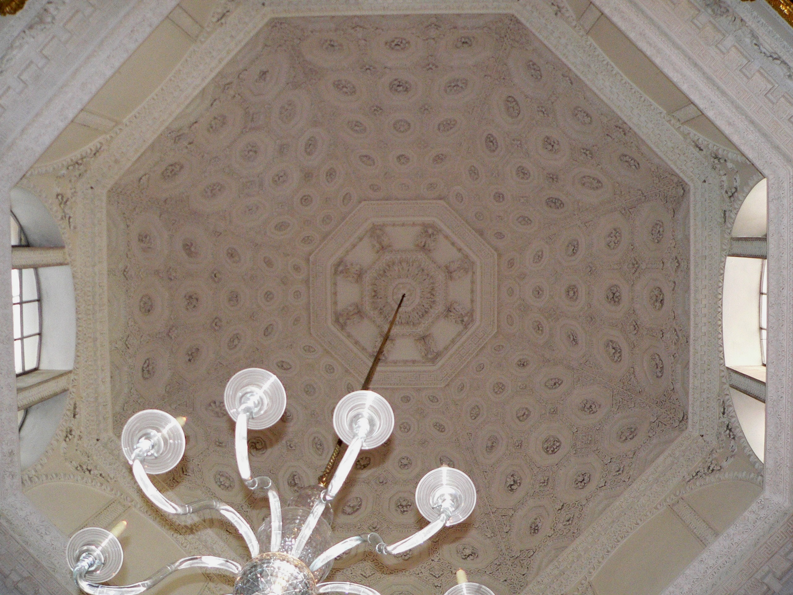 amazing vaulted coffered ceiling with chandelier for smart ceiling ideas
