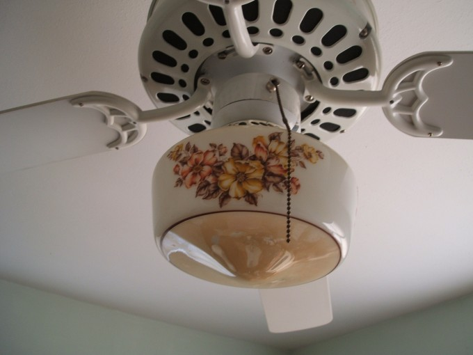 Beautiful Lowes Ceiling Fans With Flowers Picture On The Lamp