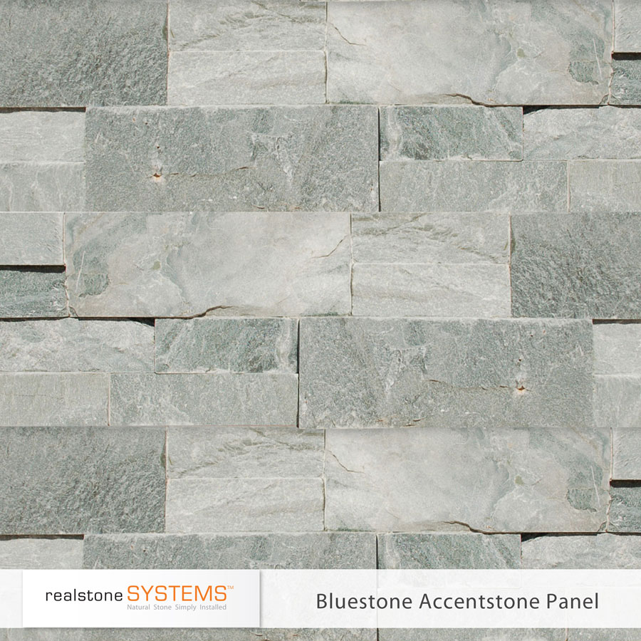 Blue Stone Veneer panels for wall design ideas