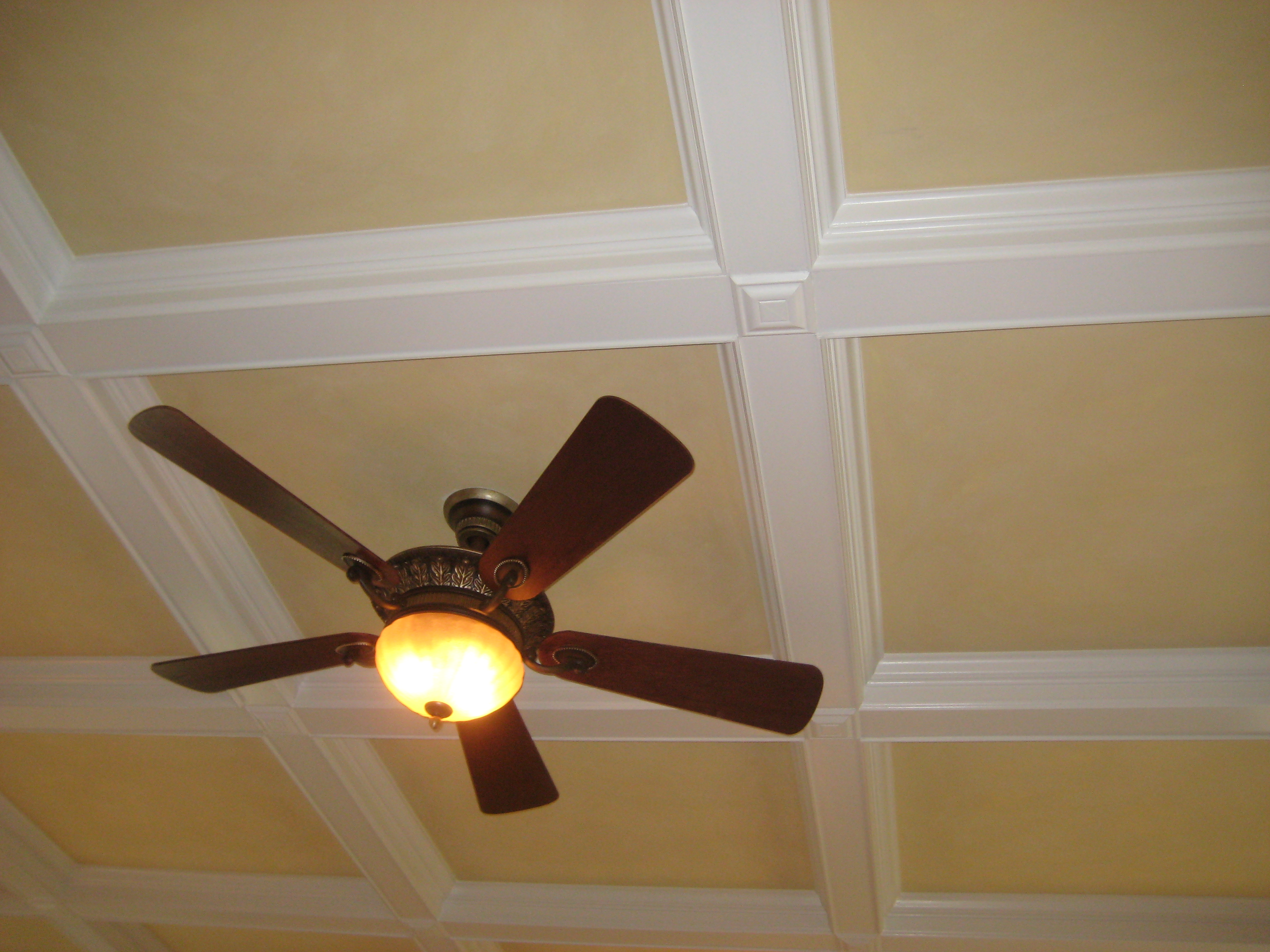 Ceiling Stunning Coffered Ceiling For Charming Ceiling