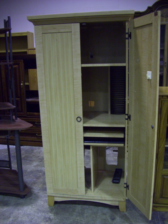 Computer Armoire For Your Small Room Decor Ideas