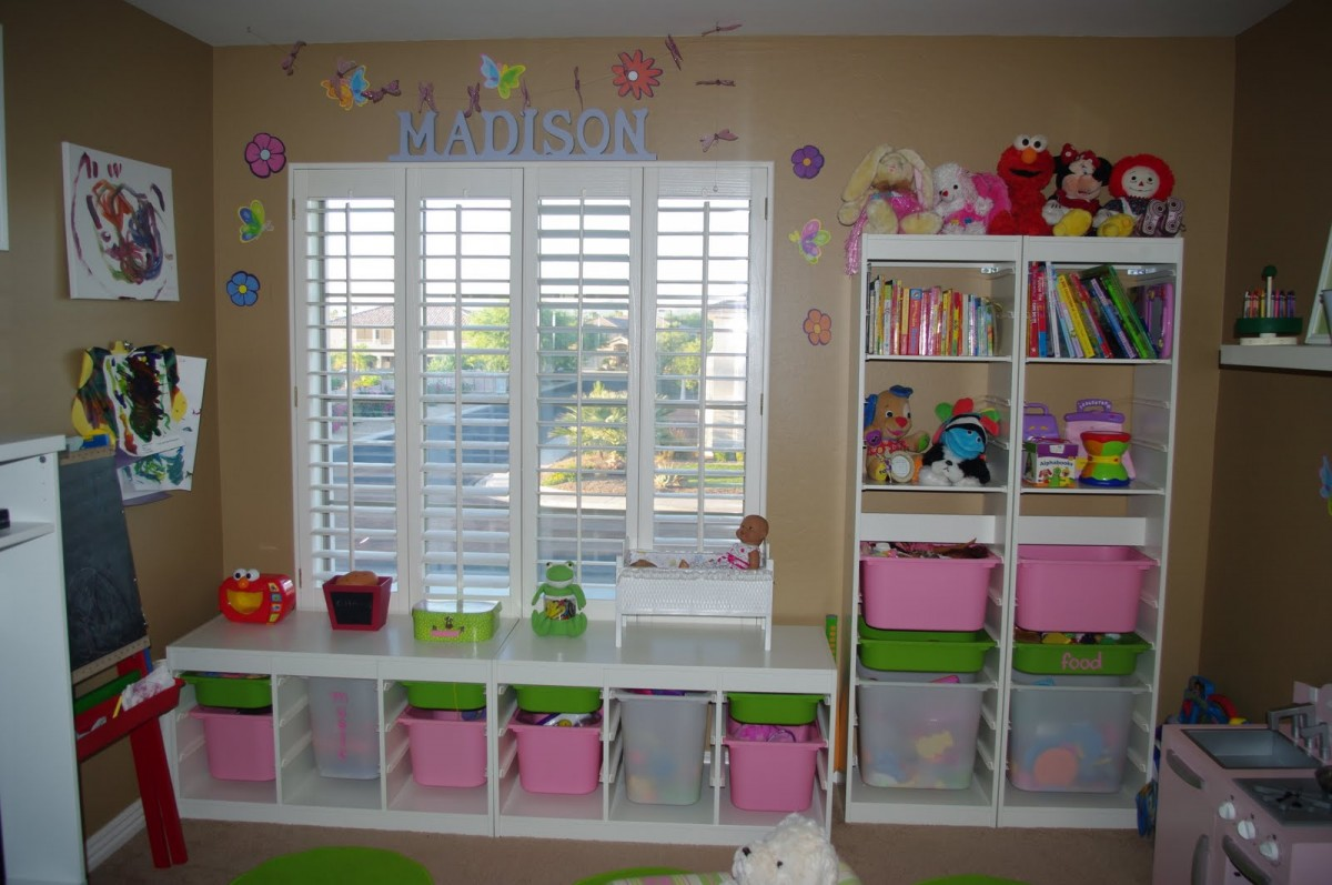 Lovely Creative Ikea Toy Storage Bench Design Ideas For Small Kids Bedroom