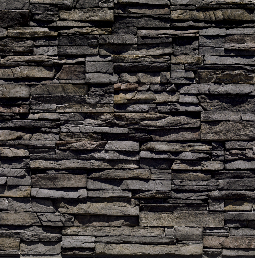 Eldorado Stone Veneer Panels For Cool Wall Design Ideas