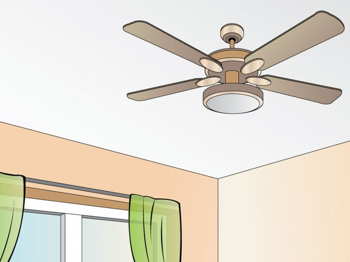 Luxury Lowes Ceiling Fans With Single Elegant Lamp For Ceiling Ideas