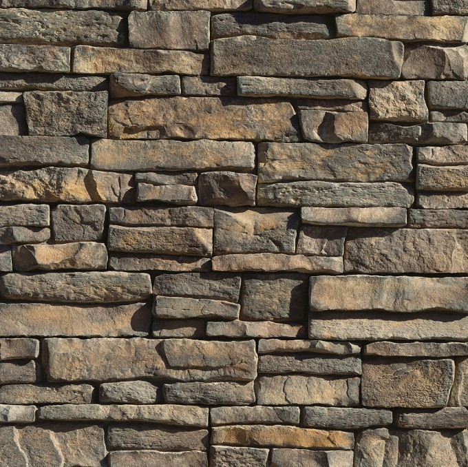 Mountain Stone Veneer Panels For Natural Wall Design Ideas