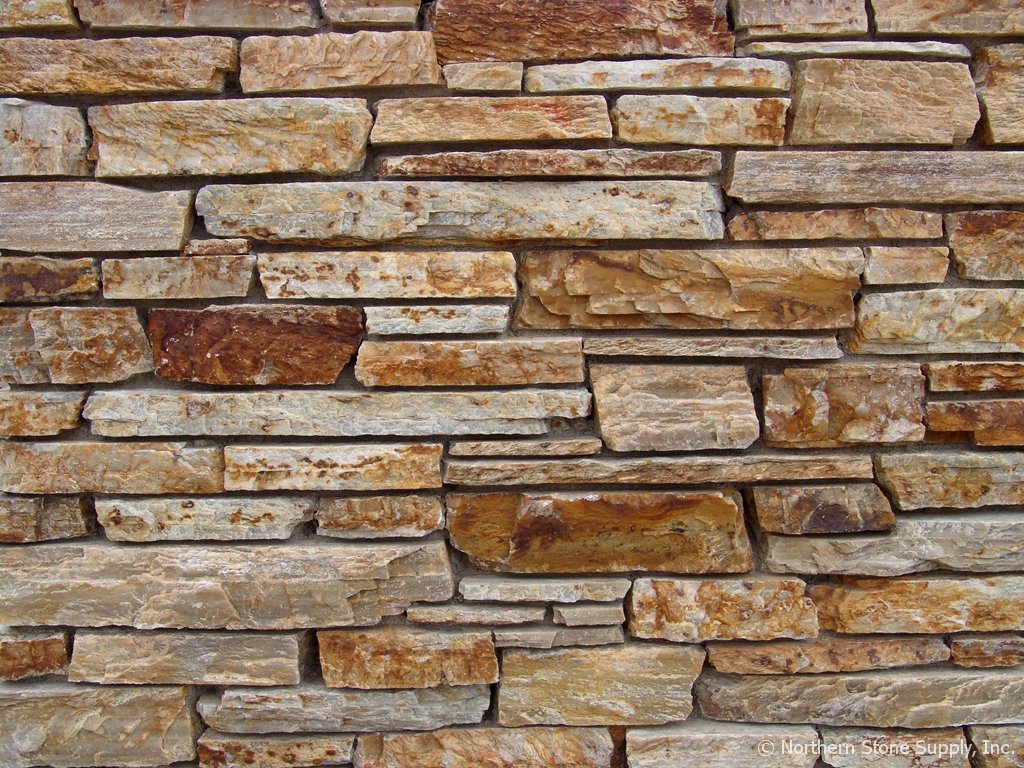Natural Cultured Wall wit stone veneer panels for home decor ideas