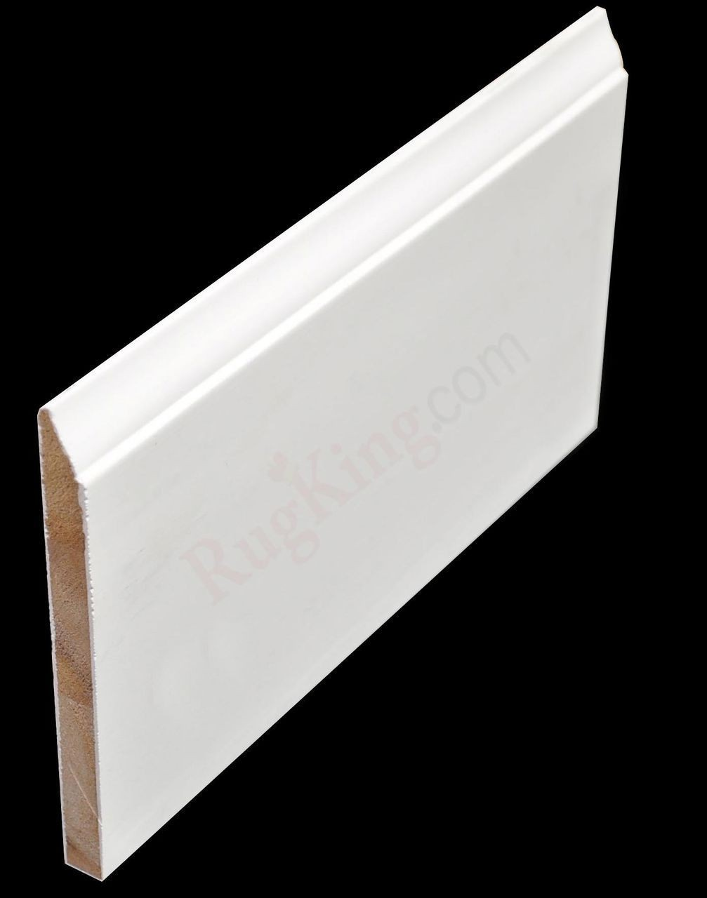 sample of baseboard molding