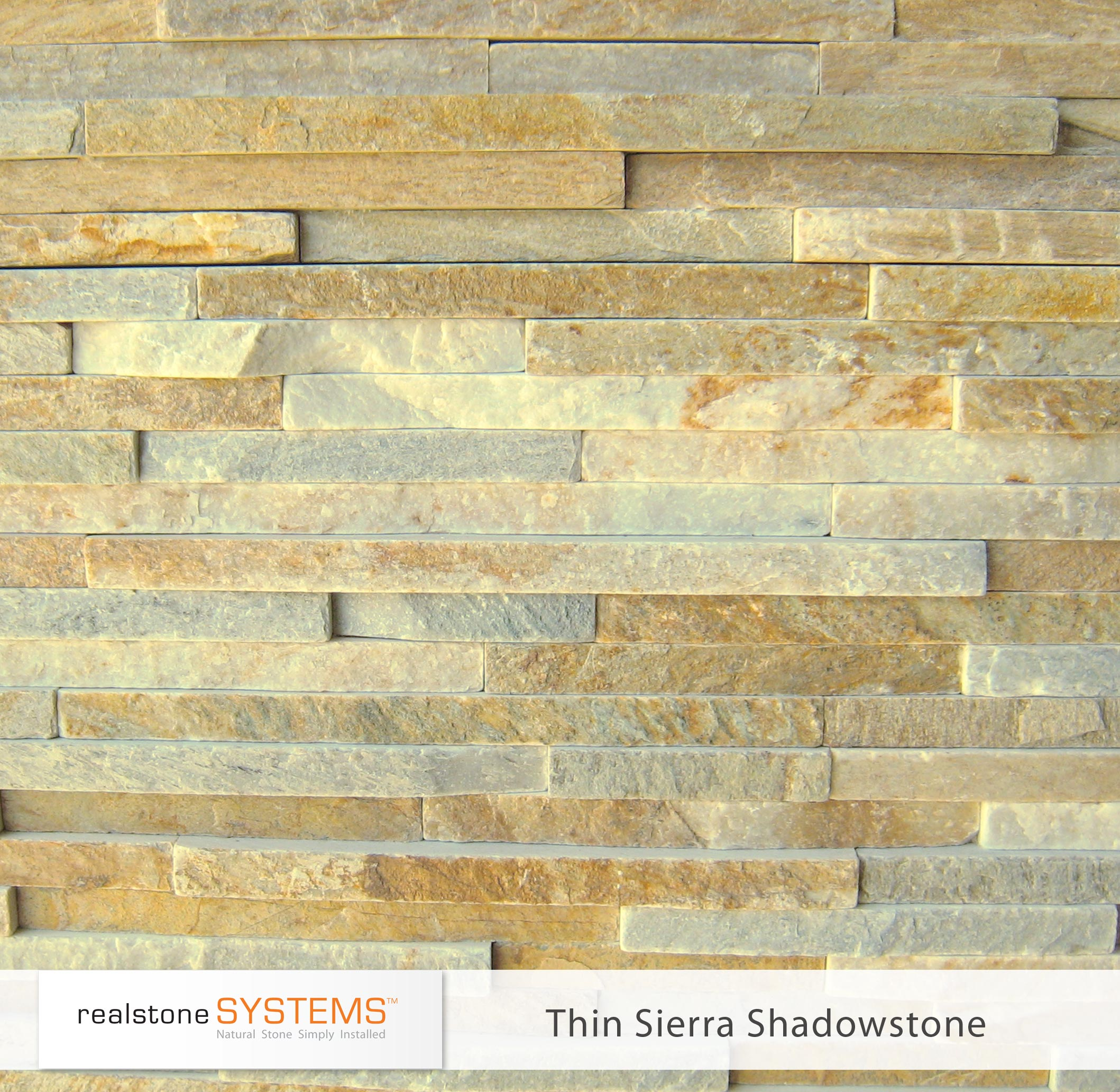 thin sierra shadow stone veneer panels for inspiring wall decor ideas