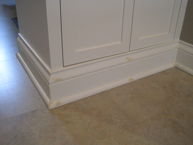 Unique Baseboard Molding For Cupboard