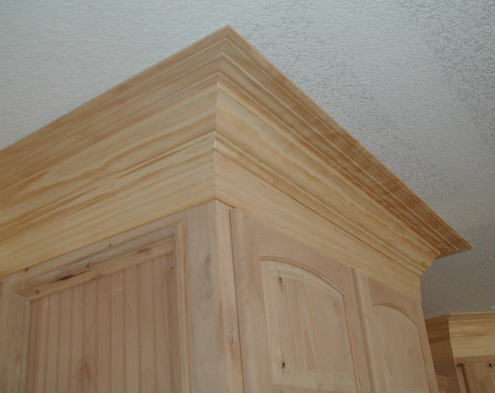 wooden baseboard molding in cool design