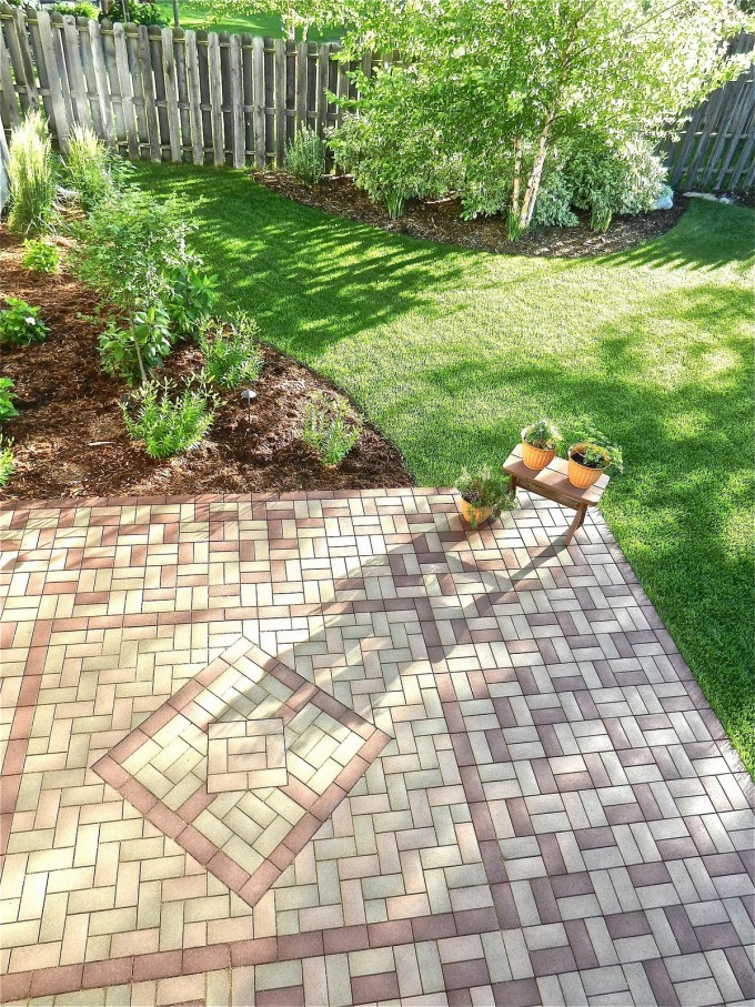 AZEK Pavers Resurfacing For Paver On Garden Ideas