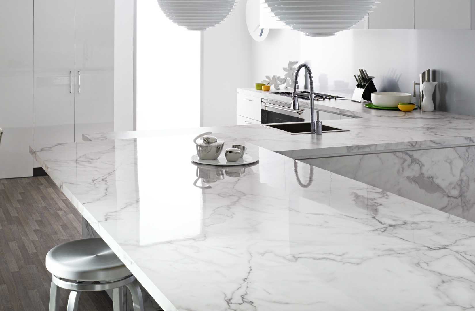 Beautiful Caesarstone Quartz Surfaces Ideas