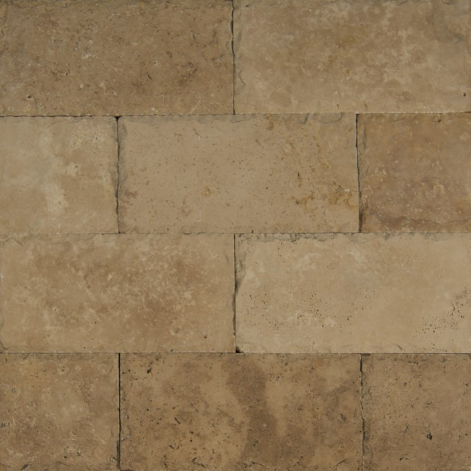 Bedrosians Pavers Travertine Tile Kale Blend 8 X 16 Natural Stone For Wall Ideas