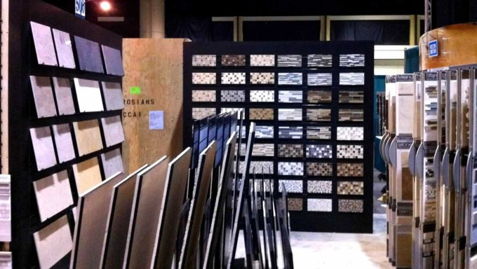 Bedrosians Tile And Stone Exhibit At CCA Global In Orlando
