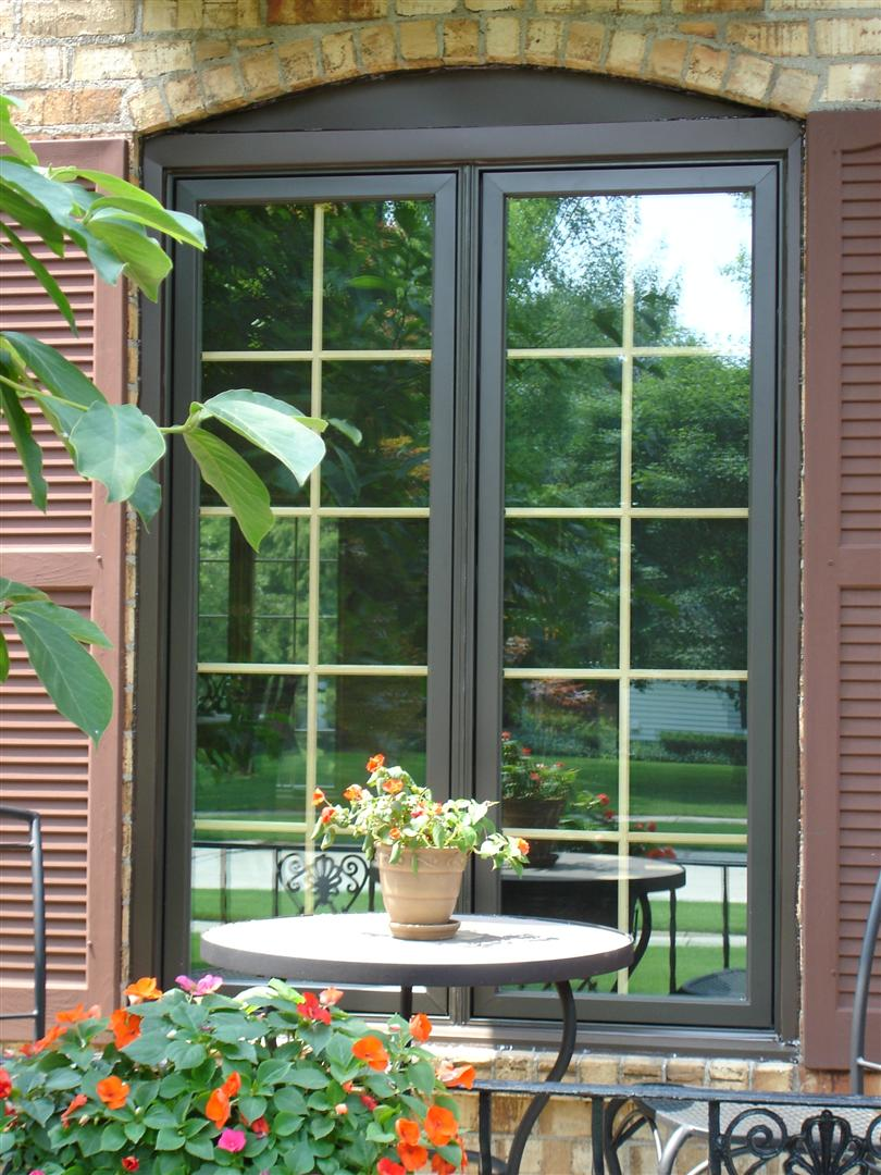 black Pella Windows and Doors Sun Home Improvement