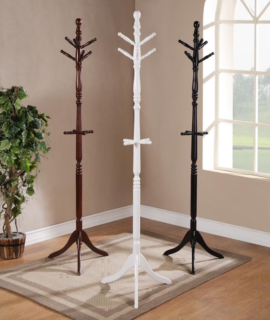 Breathtaking Furniture For Living Room Decoration Using standing coat rack ner the white window