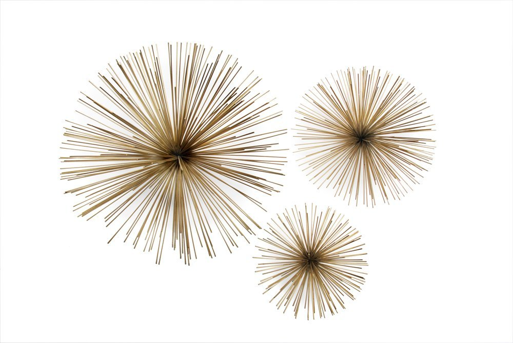 brown Starburst Wall Decor for wall accessories ideas