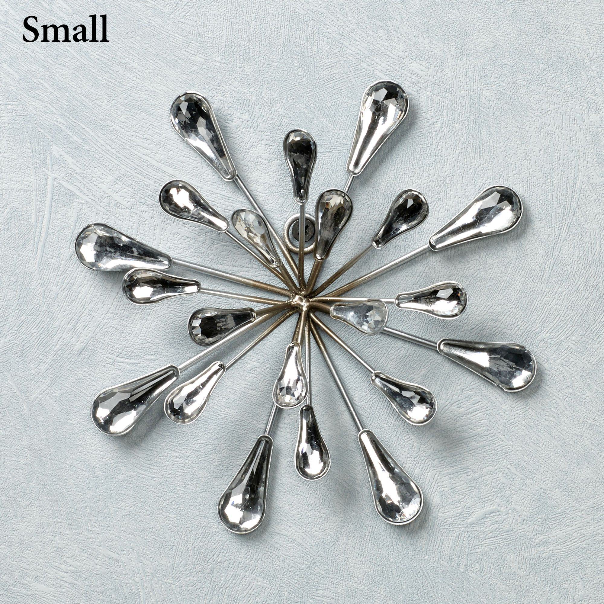 elegant small Jelena metal Starburst wall decor for wall ideas