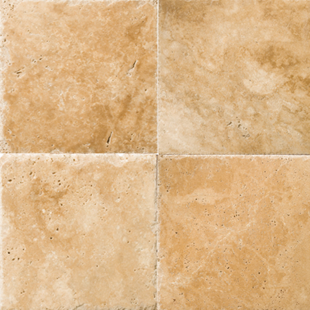 emser tile natural stone 8 x 8 chiseled travertine field tile in umbia savera T06TRAVUS0808UBC