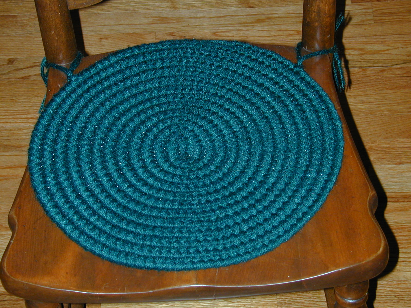 Fantastic Turquoise Braided Rugs Chair Pads