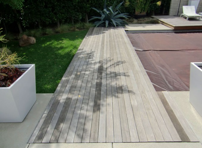 Gray Wooden Azek Pavers For Paver Ideas