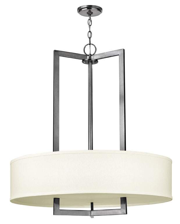 Hinkley Lighting 3206 Hampton 30 Inch Large Pendant | Capitol