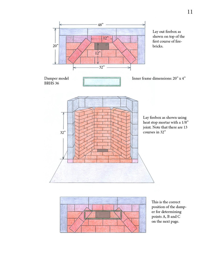 Decorating: How To Build A Rumford Fireplace For Your Heat Warming Room Ideas
