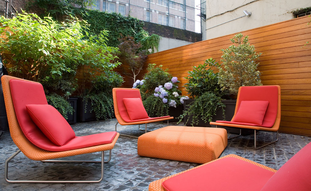 Impressive Sofa In Orange And Red Theme By Sprintz Furniture Decorating  Ideas For Patio Contemporary Design