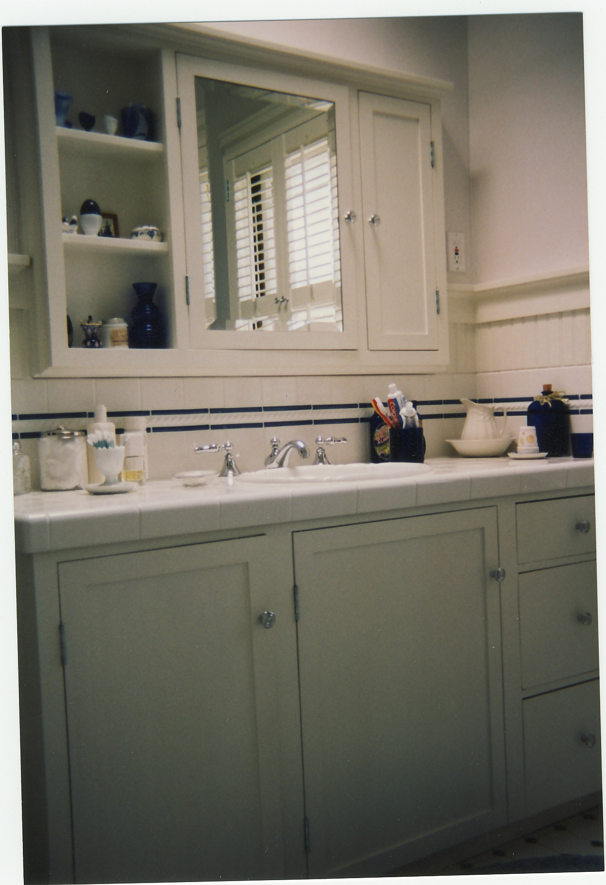 inspiring bathroom design with faucet direct and sink with cabinet plus mirror and medicine cabinet on the wall ideas
