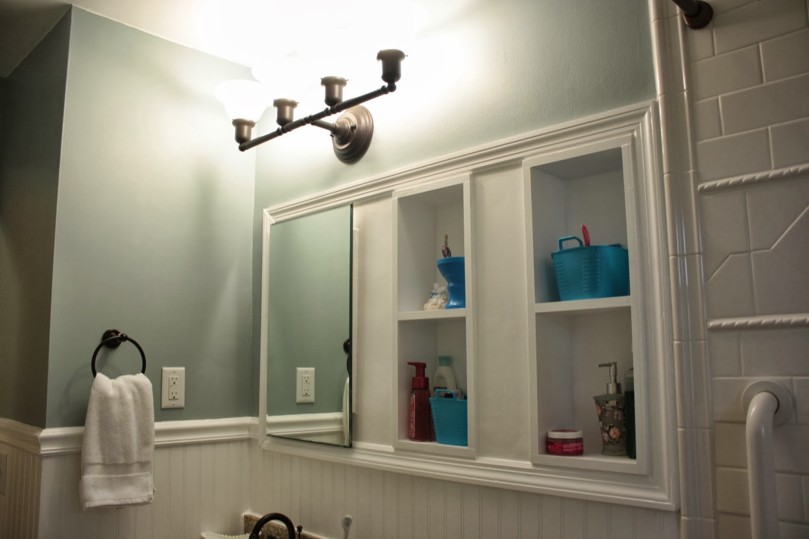 inspiring bathroom with lowes bathroom lighting plus mirror and sink ideas