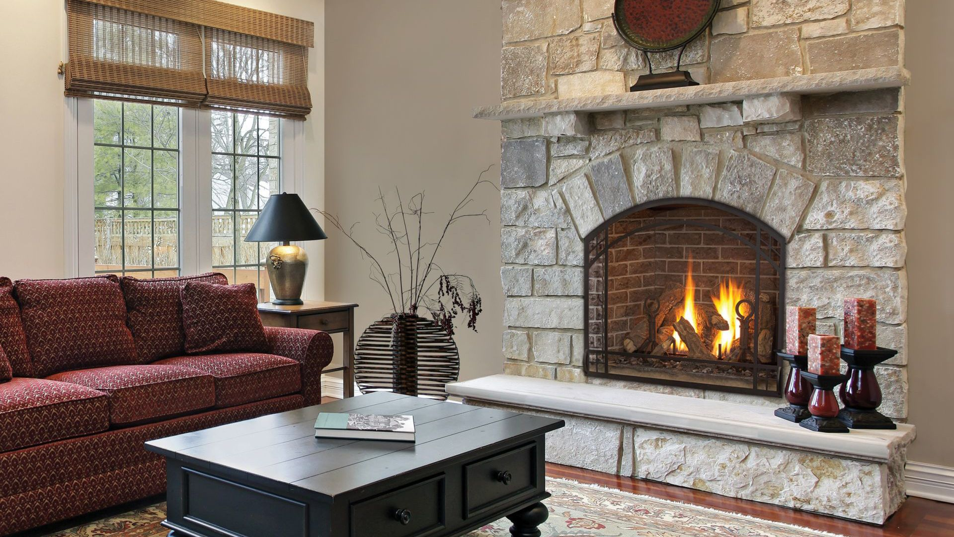 Ideas & Tips Inspiring Isokern Fireplace For Family Room Ideas