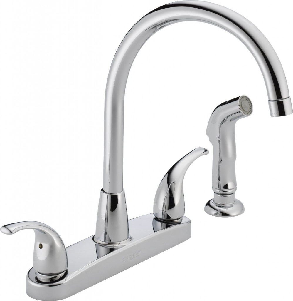 Kitchen Design Inspiration with 2 Handle Kitchen Faucet Direct in fascinating design