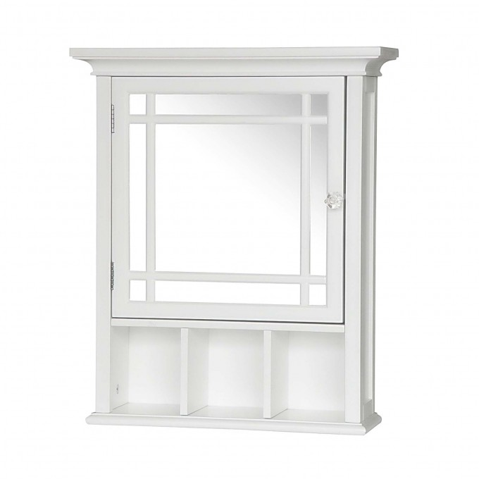 Lowes Medicine Cabinets In White With Minimalist Design