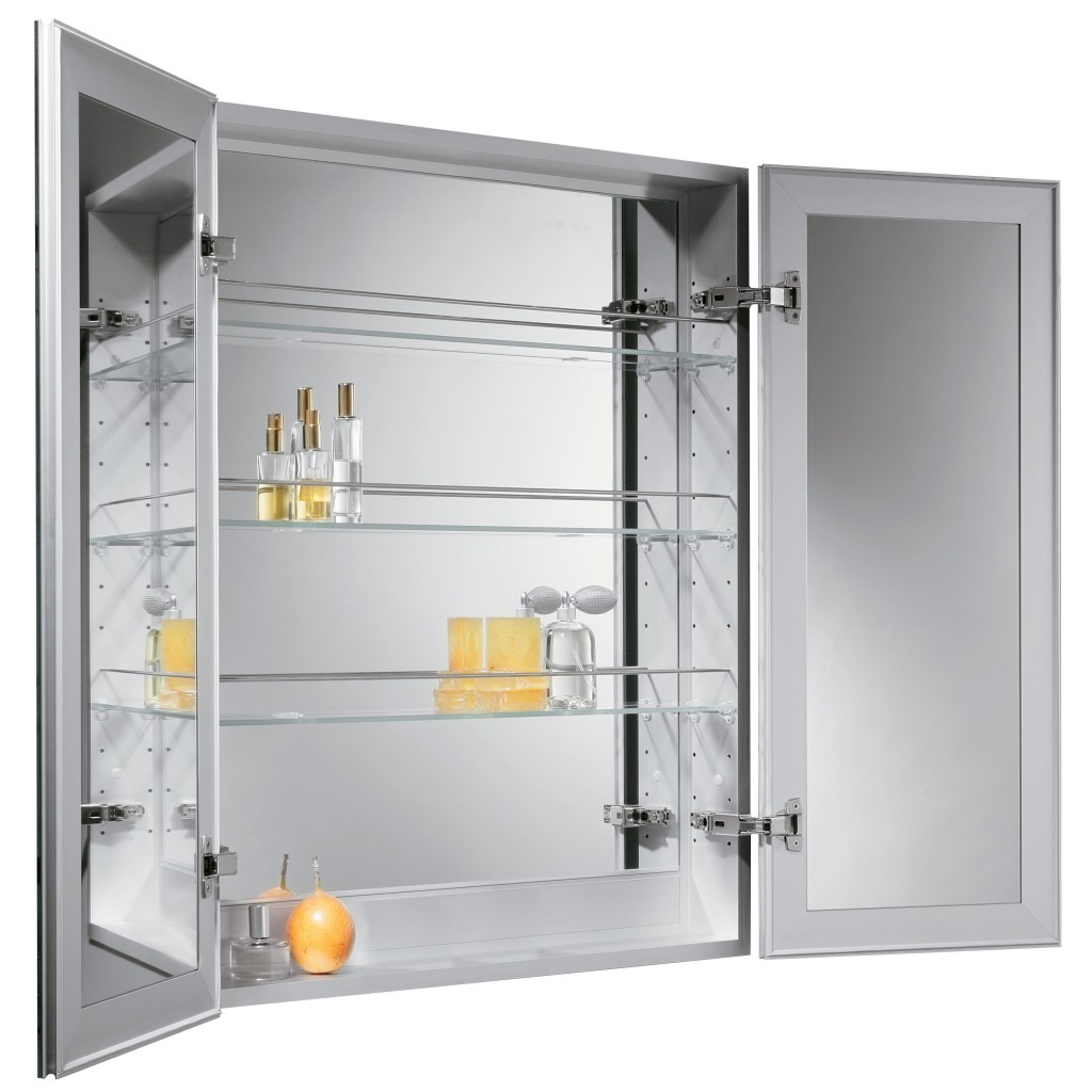 luxury Lowes medicine Cabinets in silver with mirror for bathroom furniture ideas