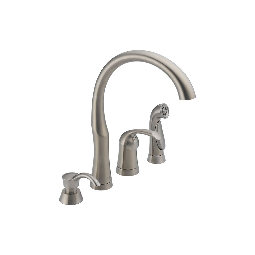 magnificent faucet direct with minimalist design and double handles for ideal kitchen ideas
