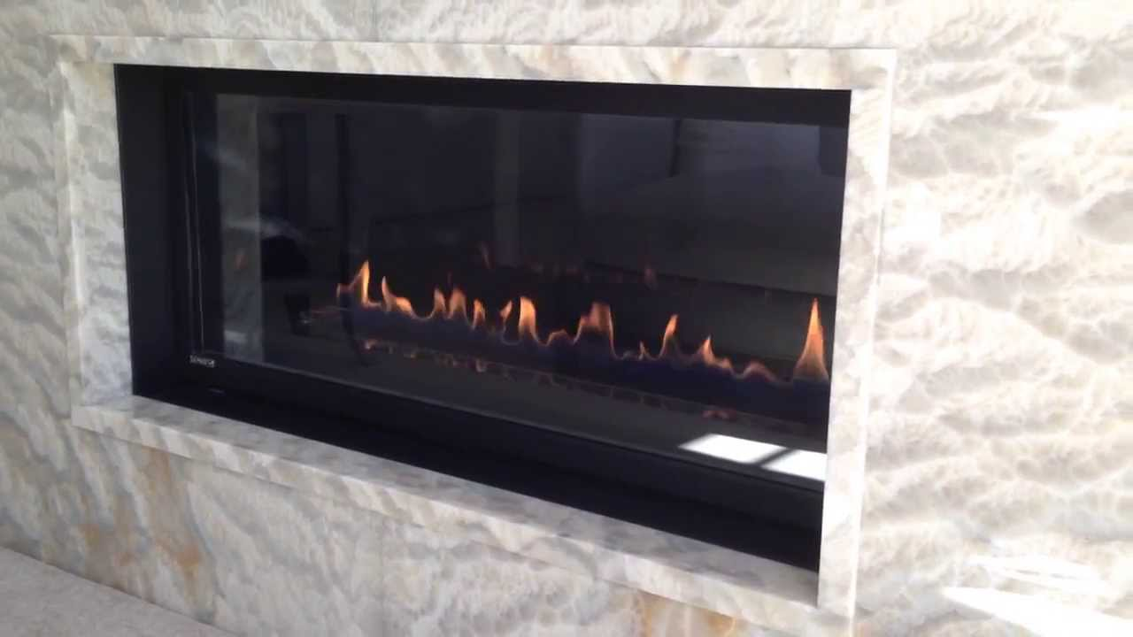 "Montigo fireplace P series 42"" by Colorado Custom Fireplace"