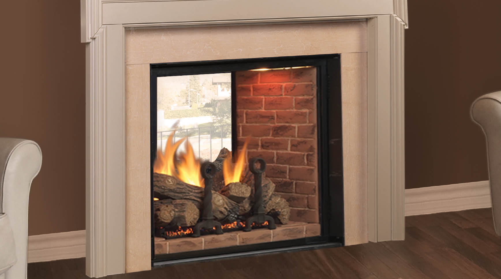 fireplaces views nowatermark door ez products for steel temco the fireplace more