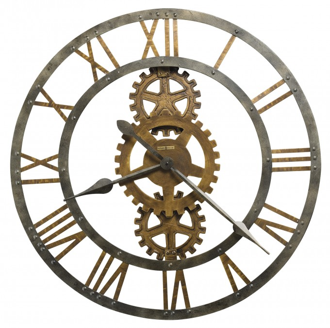 Oversized Wall Clocks With Roman Numerals For Antique Clock Ideas