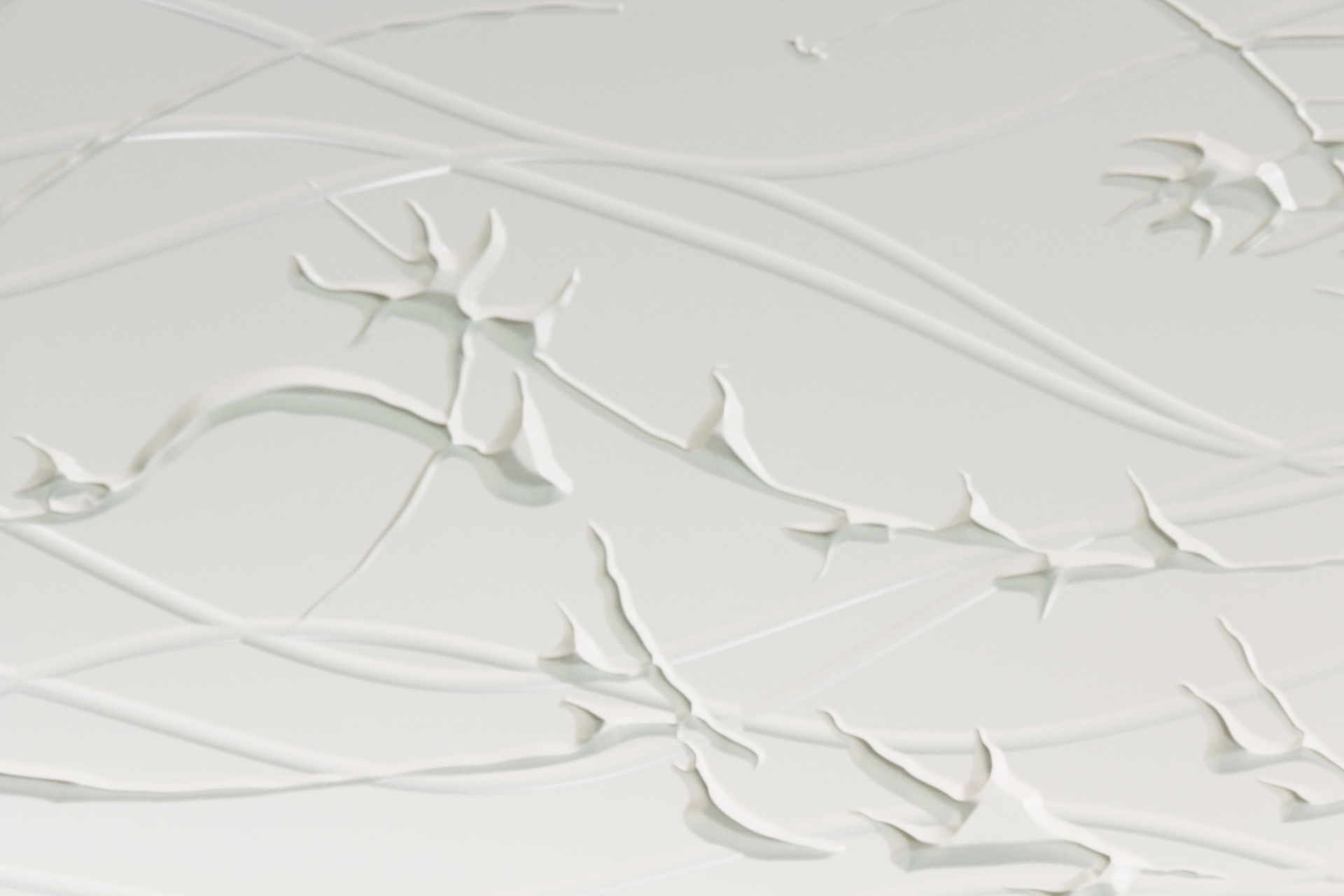 Raincoast Contoured in white for textured wall panels ideas