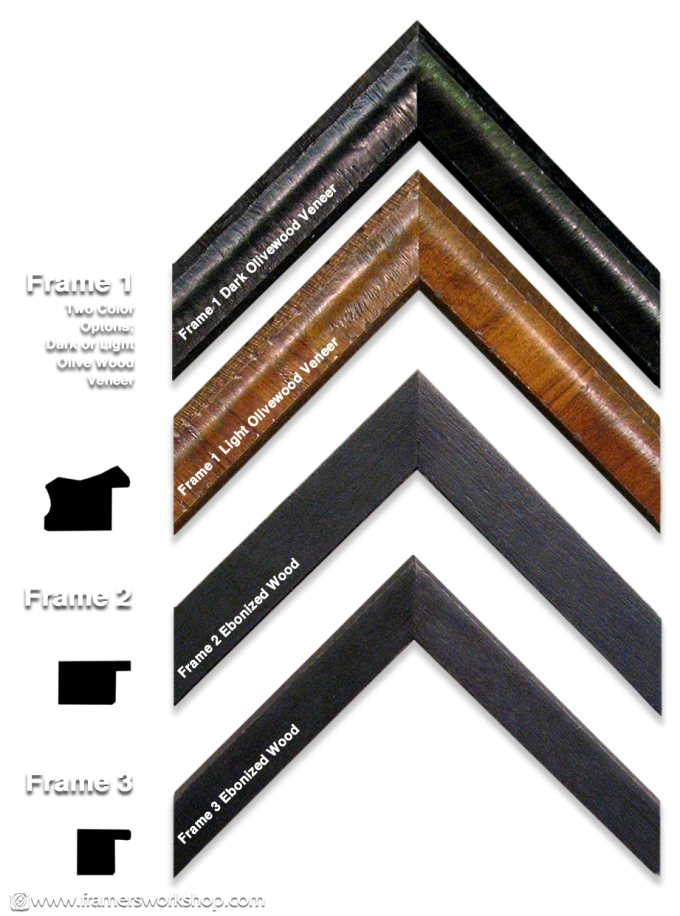 Recomended Frame For Motawi Tile