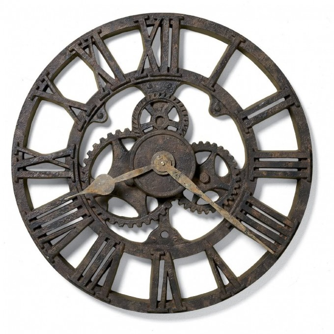 Recommended Large Oversized Wall Clock Home Design Equipments