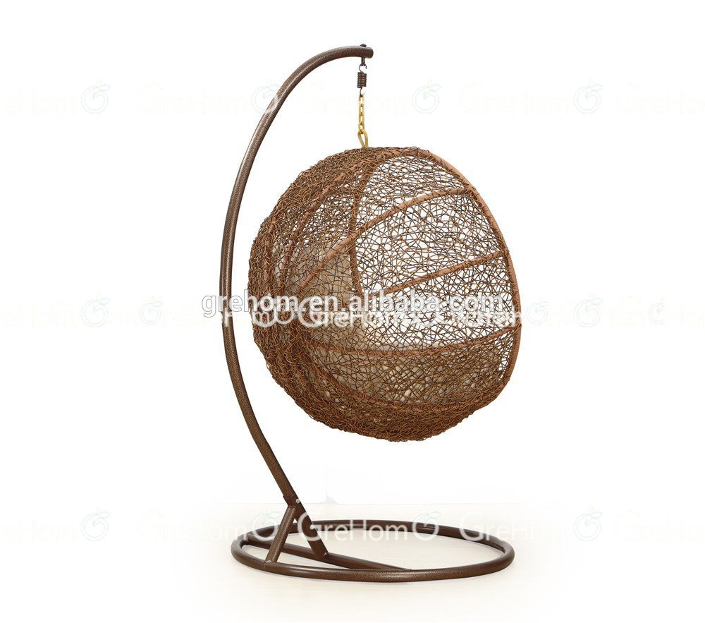 single mocca rattan Swingasan chair ideas