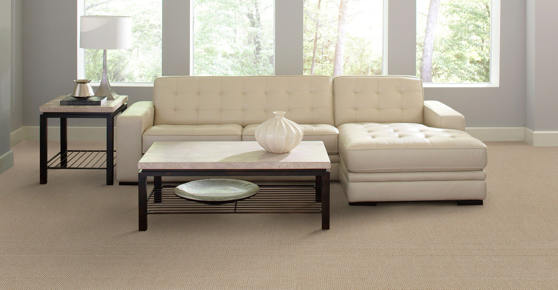 solid cream masland carpet with wheat sofa ideas