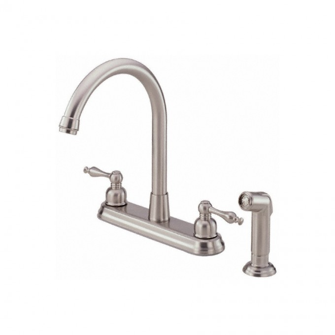 Stainless Steel Lowes Kitchen Faucets For Kitchen Furniture Ideas