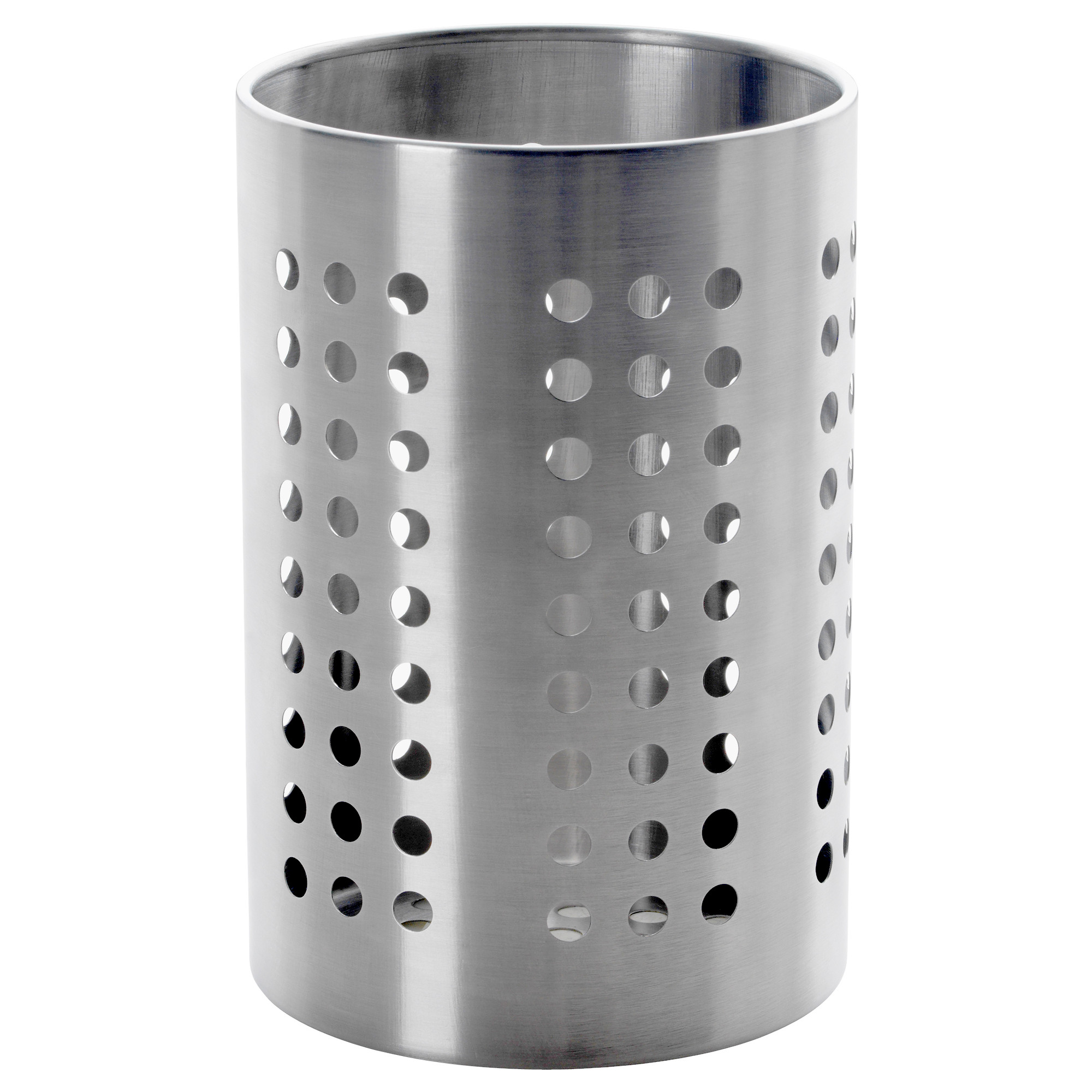 stainless steel utensil caddy for kitchen and dining table accessories ideas