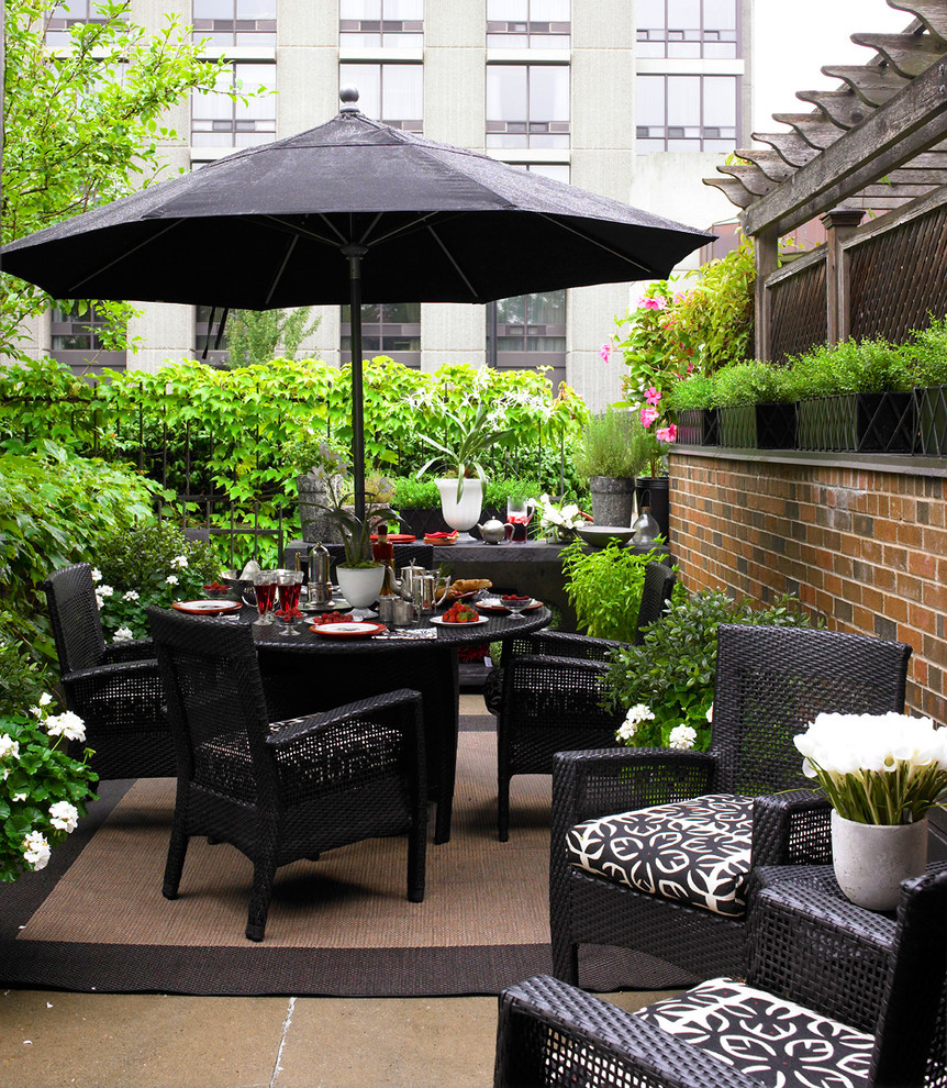 Stupefying Sprintz Furniture decorating ideas for Patio with black outdoor dining table ideas