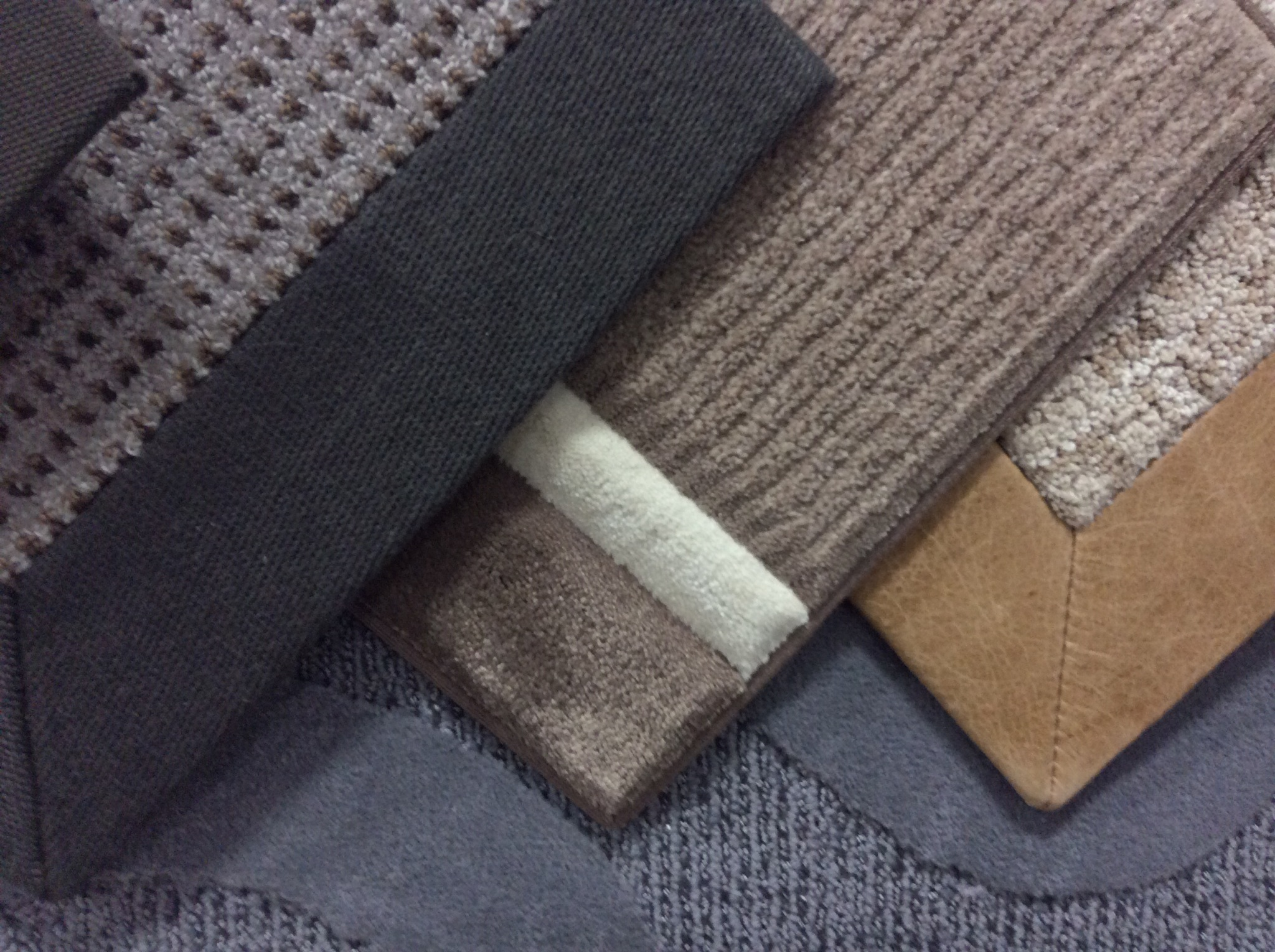 The Dixie Group with Fabrica Fine masland carpet