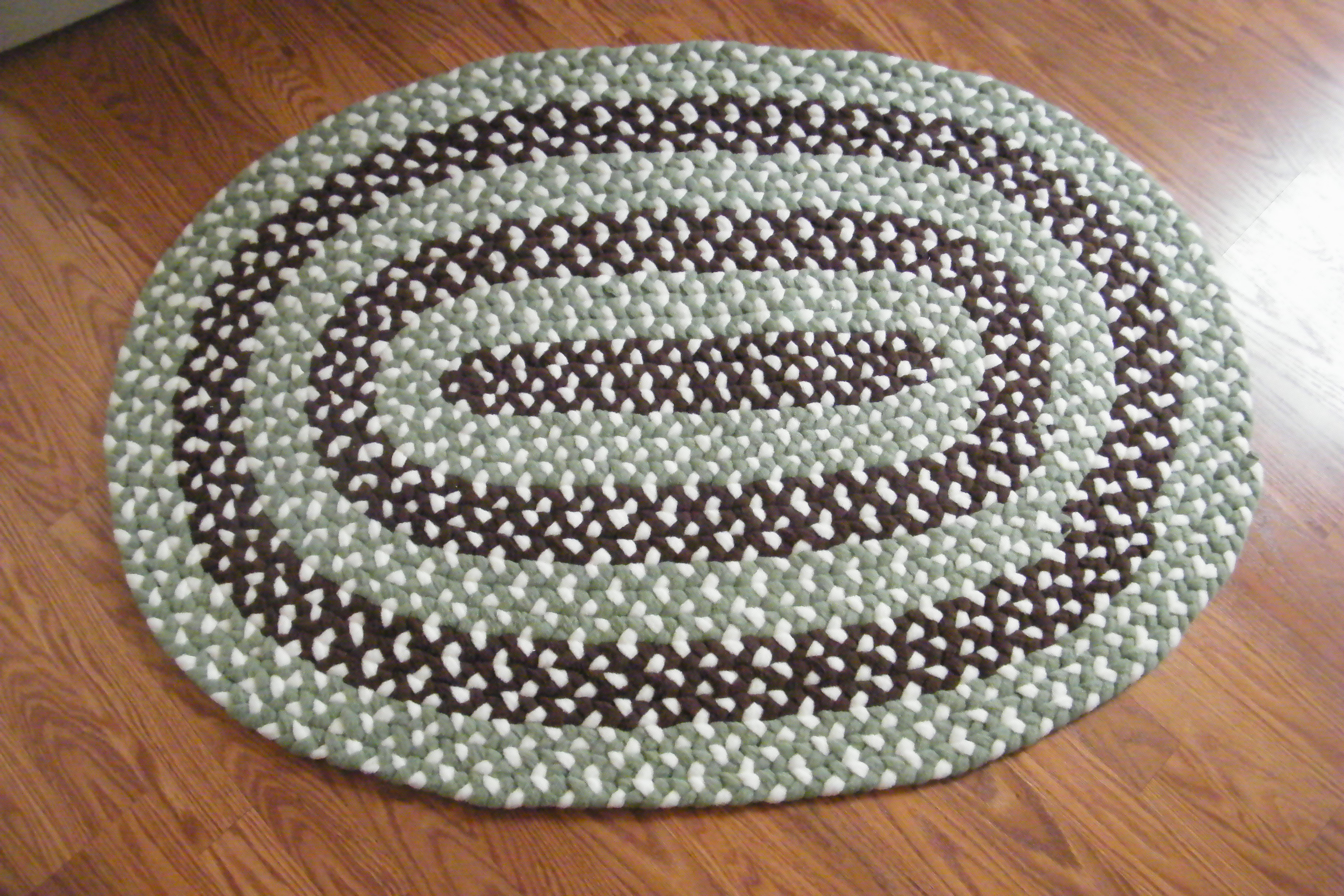 wonderful Braided Rugs for floor decor ideas