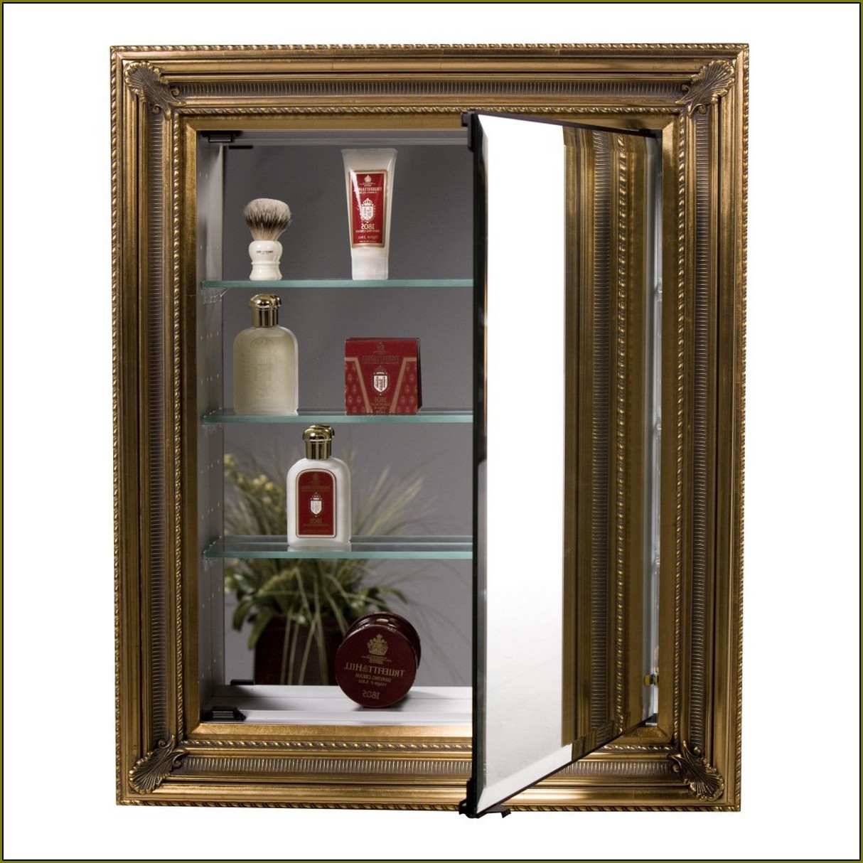 Zenith Lowes Medicine Cabinets with mirror surface