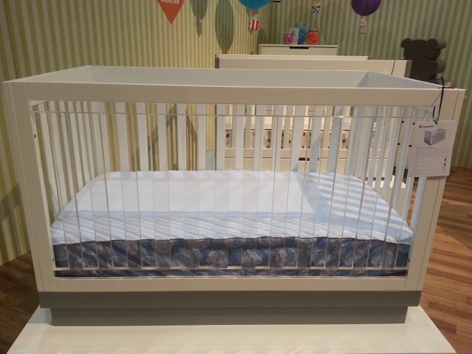Babyletto Harlow Crib With Acrylic For Nursery Furniture Ideas
